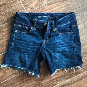 American Eagle AE Jean Shorts